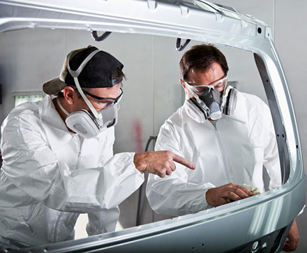 Auto Body Repair and Paint Services in Ontario CA